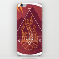 Mountain of Madness iPhone & iPod Skin