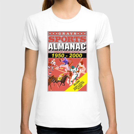 Back to the Future: Sports almanac T-shirt