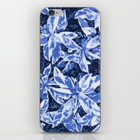 Aloha Blue iPhone & iPod Skin