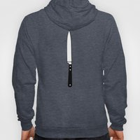THE KNIFE Hoody