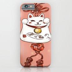 Lucky Cat Slim Case iPhone 6s