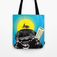Bug killer Tote Bag