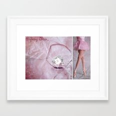 Dancing Queen... Diptych Framed Art Print