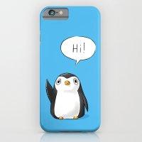 Hi Penguin iPhone 6 Slim Case