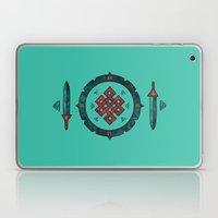 Endless (2 Color Version… Laptop & iPad Skin