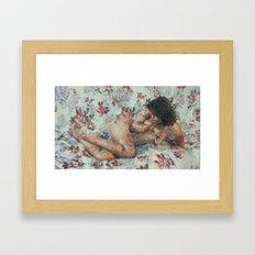 Sombreuil Framed Art Print