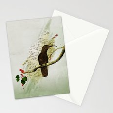 Preety Dirty Little Things Stationery Cards