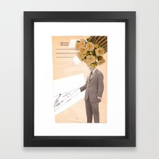 Synthesis No. 3 Framed Art Print