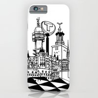 iPhone & iPod Case featuring STHLM Silhouettes by Linda Åkeson