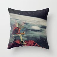 Figuring Out Ways To Esc… Throw Pillow