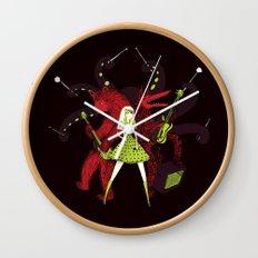 My savage band Wall Clock