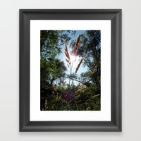 Another Season Passes By Framed Art Print