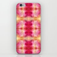 Multicolored iPhone & iPod Skin