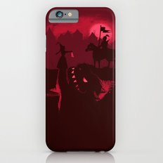 Farewell Brave Knight iPhone 6 Slim Case