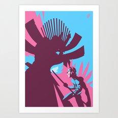 Brazil Art Print