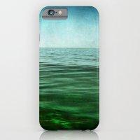 sea square XIV iPhone 6 Slim Case