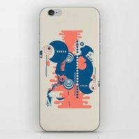 Just A Dream iPhone & iPod Skin