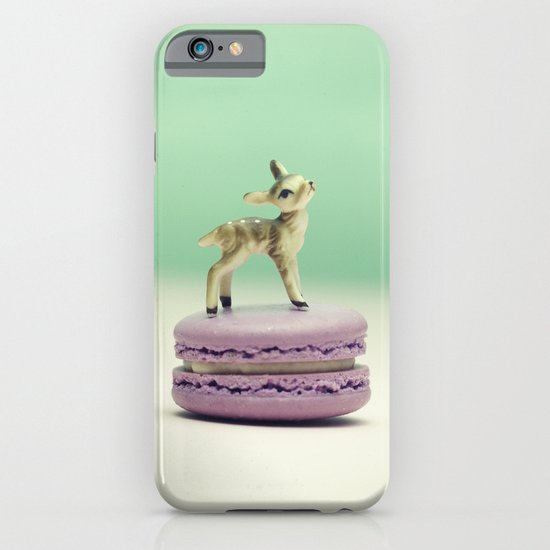 Macaron Baby - Fawn iPhone & iPod Case