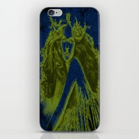Retro Dreams iPhone & iPod Skin