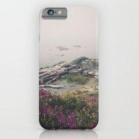 iPhone & iPod Case featuring Ocean Fog by Melanie McKay