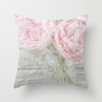 Spring Wealth Throw Pillow