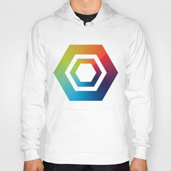 Hexagons Hoody