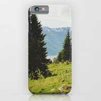 the forest and the fjords iPhone 6 Slim Case