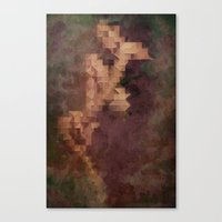 Figure Canvas Print
