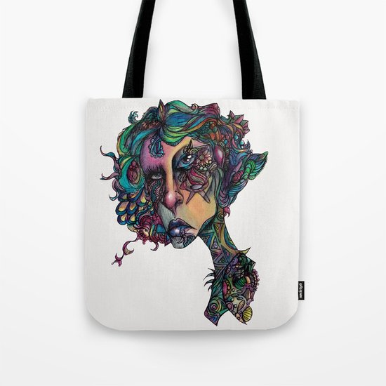 All in The Colors Tote Bag