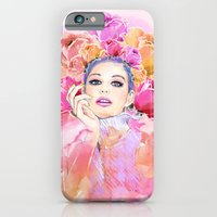 iPhone & iPod Case featuring Big Eyes Big Lies  by Sara Eshak