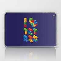 I Heart Tetris Laptop & iPad Skin
