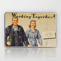 1942 Working Together Co… Laptop & iPad Skin