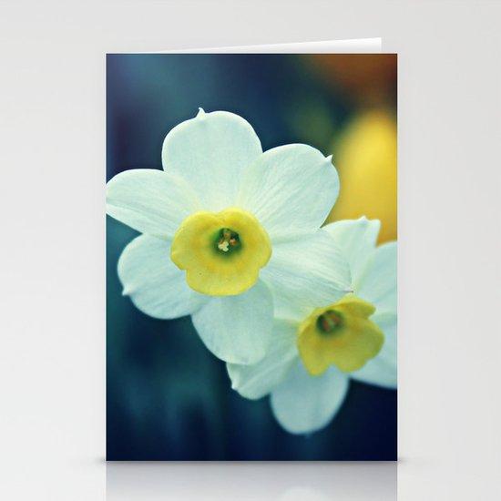 Spring Flower 06 Stationery Card