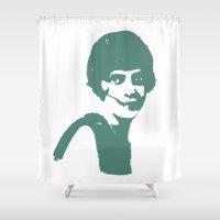 Maxine Shower Curtain