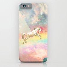 Unicorn In The Sky Slim Case iPhone 6s
