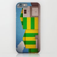 iPhone & iPod Case featuring Breaking Bad - Hazard Pay by Federico Leggio
