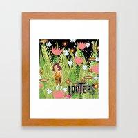 LOOTERS Framed Art Print
