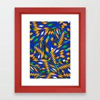 Wild Energy Framed Art Print
