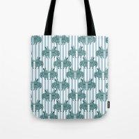 Bunny mad! Tote Bag