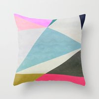 Abstract 05 Throw Pillow