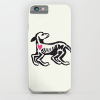 iPhone & iPod Case featuring Lamb - Animal Series by Alexis Chong
