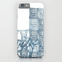 Street art iPhone 6 Slim Case