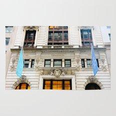 Tiffany's New York City Rug