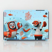 Dead Fish iPad Case
