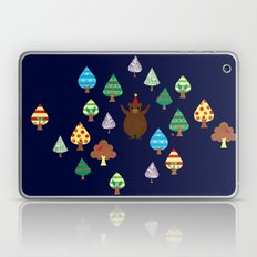 If You Go Down to the Woods Today... Laptop & iPad Skin