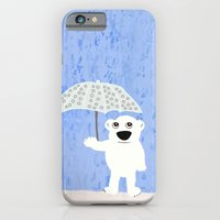 iPhone & iPod Case featuring Rain by Verene Krydsby