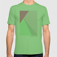 Pastel Mens Fitted Tee Grass SMALL