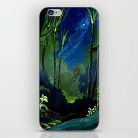 Silent Night In The New … iPhone & iPod Skin