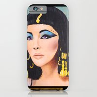 Cleopatra iPhone 6 Slim Case