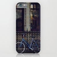 Bikes In Amsterdam iPhone 6 Slim Case